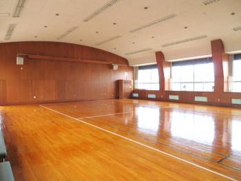 多目的ホール(体育館)